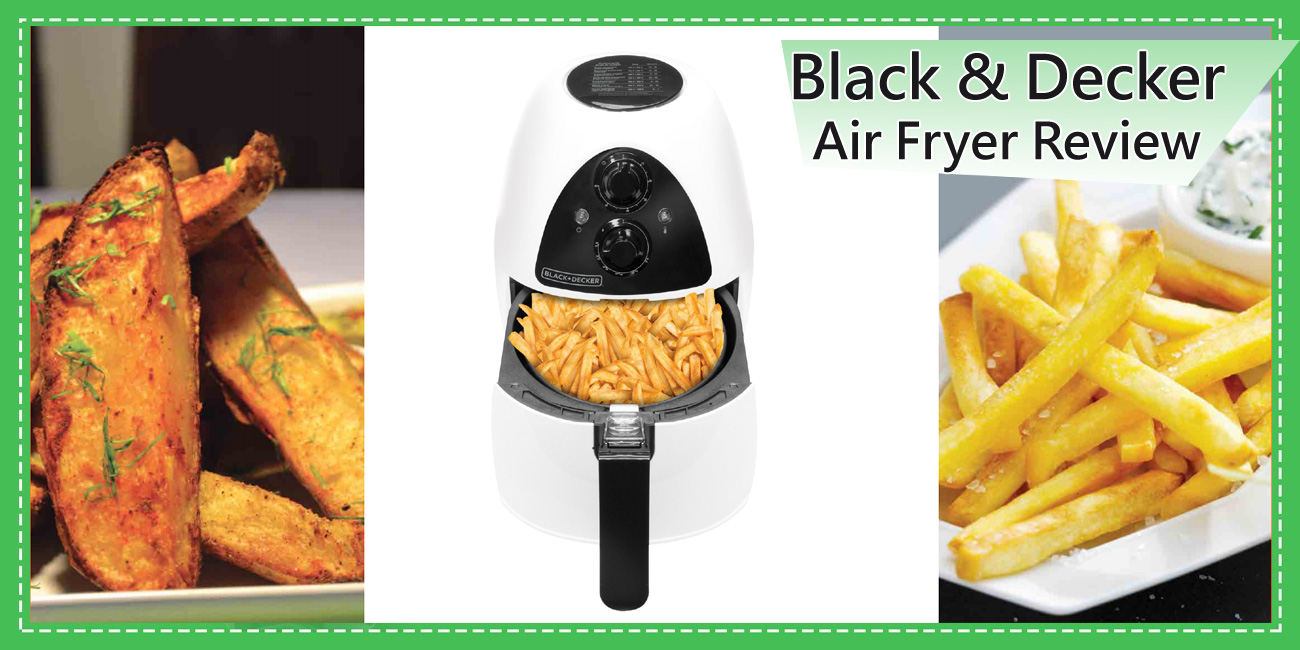 black and deckerair fryer reviews